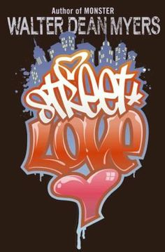 street love by walter dean myers this verse novel in which entire poems dazzle