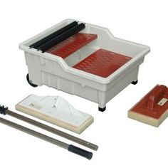Pedalo' Large Floor System Kit The Raimondi Pedalo Large Floor System Kit is ideal for quickly and easily cleaning grout from floors and walls.