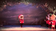 The Washington Ballet presents The Nationals GEICO Racing Presidents at ...