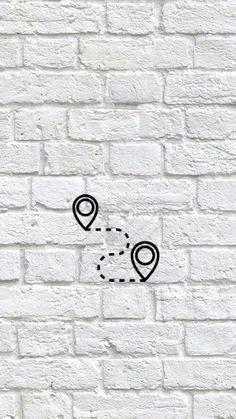 Book Instagram, Instagram Logo, Instagram Design, Picture Templates, Map Icons, Instagram Background, Insta Icon, Iphone Background Wallpaper, Instagram Story Template