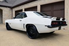 1969 CHEVROLET CAMARO Z/28 CUSTOM COUPE - Barrett-Jackson Auction Company - World's Greatest Collector Car Auctions