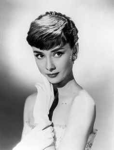 """""""I believe in manicures. I believe in overdressing. I believe in primping at leisure and wearing lipstick. I believe in pink. I believe happy girls are the prettiest girls. I believe that tomorrow is another day, and... I believe in miracles."""" Audrey Hepburn"""