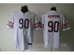 http://www.jordanaj.com/nike-nfl-chicago-bears-90-peppers-white-elite-jerseys.html NIKE NFL CHICAGO BEARS #90 PEPPERS WHITE ELITE JERSEYS Only $23.00 , Free Shipping!