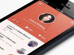 Dribbble - Musix app by Scardi Shek
