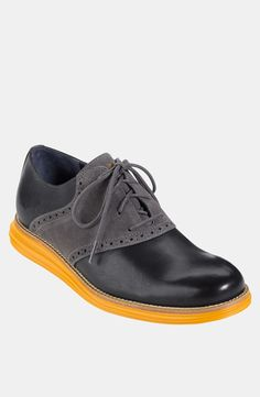 Cole Haan 'LunarGrand' Saddle Shoe