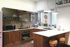 A casa di Ester e Marco At Ester&Marco House Modello_Model: Elegante Rivenditore_Dealer: Abitare Arredamenti http://bit.ly/1gJpPBn #raccontidivita