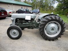 1955 Ferguson TO-35 Deluxe tractor by trumpeterny, via Flickr