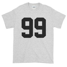 Team Jersey 99 Short sleeve t-shirt