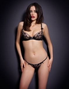 Caisey - The Perfect Set by Agent Provocateur - Caisey Thong