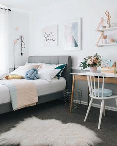 teen bedroom ideas rh pinterest com IKEA Teenage Girl Bedroom Ideas IKEA Teenage Girl Bedroom Ideas