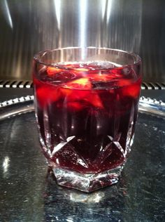 Authentic Spanish Sangria recipe