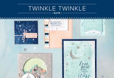 Stampin' Up! Twinkle Twinkle Suite