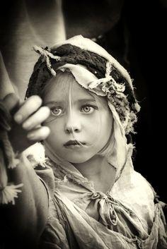 a lovely child