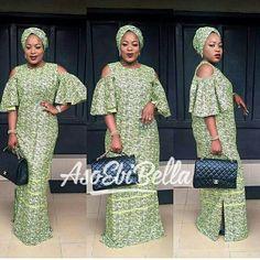 African print Ankara maxi dress by zizibaby on Etsy African Wear Dresses, African Attire, African Print Fashion, Africa Fashion, Ankara Fashion, African Prints, Women's Fashion, African Beauty, African Women