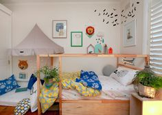 Kids room inspiration created by TUBU Kids, from girls bedrooms and boys bedrooms to shared rooms, nurseries and playrooms.