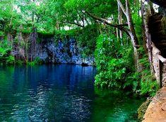 Lago Dudú, Dominican Republic