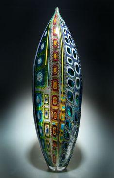 Parabola | David Patchen Handblown Glass