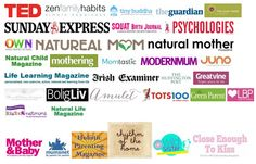 Here are just some of the places our contributors have been featured: www.newmamawelcome.com