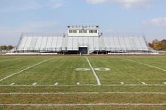 West Herr Stadium, Erie Community College - Photo Gallery This stadium gallery comes to you courtesy of College Football America editor-in-chief Matthew Postins. Erie CC Athletic facilities include...