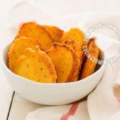 Arepitas de Maíz / Torrejas de Maíz, Receta y Video: un delicioso plato que puedes servir como picadera o para acompañar tus comidas.