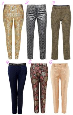 baroque trousers - Google Search