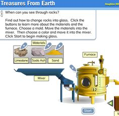 WEBSITES: Grade Building with a Variety of Materials - Resources at Alberta Teachers' Association Dk Find Out, How To Find Out, Grade 3, Third Grade, Study Jams, Ted Videos, Rock Cycle, Animal Adaptations, Butterfly Life Cycle