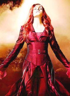 Jean Grey(Famke Janssen)-Dark Phoenix
