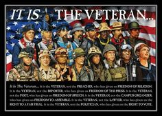 25 Memorable Veterans Day Quotes and Sayings in 2014 by Presidents, Soldiers and Veterans. Veterans day quotes to say thank you to our troops. Vietnam Veterans Day, Military Veterans, Military Life, Military Honors, Army Life, Military Spouse, Freedom Of The Press, Freedom Of Speech, Veterans Day Quotes