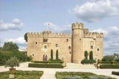 Castillo de Arguijuelas de Abajo, Cáceres.