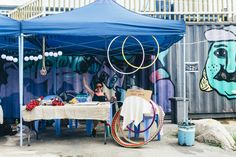 Outlook Festival Hong Kong Hula Hoop Class 香港呼拉圈課程