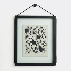 Corda Black 11x14 Frame