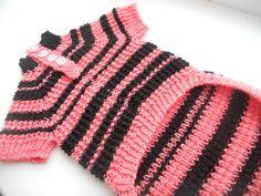 Dog Sweater Clothes Hand Knitting  dachshund by HalinaRudzikava, $36.00
