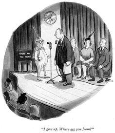 Hairy Green Eyeball: More Chas Addams Original Addams Family, Addams Family Cartoon, Addams Family Quotes, Playboy Cartoons, Funny Cartoons, Charles Addams, New Yorker Cartoons, Victorian Goth, Creature Comforts