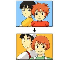 Ponyo all grown up! ;)
