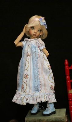 OOAK MSD Outfit for MSD by SistersGrimm