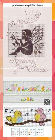 35 Nuovo Bambino Designs per le Carte e Regali cross stitch chart e
