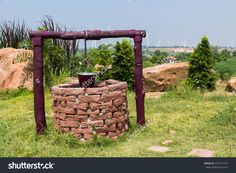 Image result for old water well