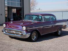 1957 Chevrolet Bel Air/150/210 BASE