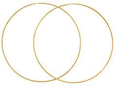 Złote kolczyki - wzór AP32-168 / Apart