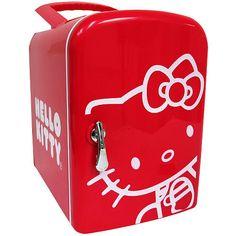 "Hello Kitty Mini Fridge - Sakar International - Toys ""R"" Us"
