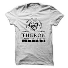 THERON Collection: Celtic Legend version - #white shirt #loose tee. MORE ITEMS => https://www.sunfrog.com/Names/THERON-Collection-Celtic-Legend-version-finyyzvfmt.html?68278