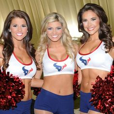 Last year we unveiled our first ever cheerleader rankings with our 15 Hottest NFL Cheer Squads list. The Miami Dolphins cheerleaders topp. Texas Cheerleaders, Dolphins Cheerleaders, Hottest Nfl Cheerleaders, Nfl Fantasy Football, Nfl Football, Football Shirts, Football Helmets, Football Humor, Nfl Houston Texans