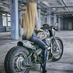 Blondes can be badass too... ;)