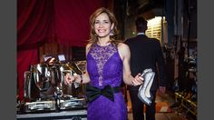 Darcey Bussell - the new Strictly Judge - 2012