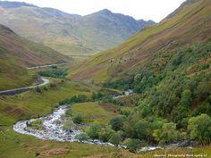Glen Shiel landscape
