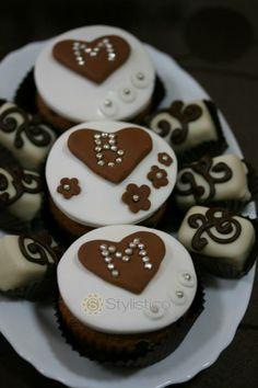 decorative muffins