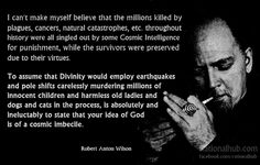 Robert Anton Wilson Quotes – Exploring Consciousness and Belief Systems