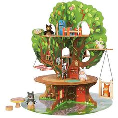 "Imaginarium Forest Friends Treehouse - Toys R Us - Toys ""R"" Us"
