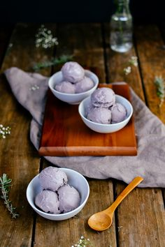 For our summer lookbook, An Afternoon Alfresco, we asked a few food bloggers to send us their favorite recipe of a summer soiree. Kelsey of The Farmer's Daughter stunned us with her Earl Grey Lavender