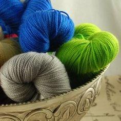 Baah LaJolla Hand Dyed Yarn